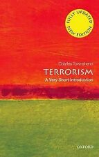 Terrorism: A Very Short Introduction (Very Short Intro