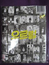 EXO EXO-K /XOXO 1ST ALBUM REPACKAGE GROWL Kiss Version CD + PHOTOCARD NEW SEALED