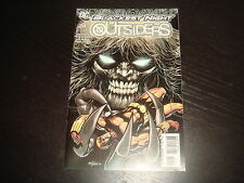 THE OUTSIDERS #24  Blackest Night DC Comics 2010  - NM