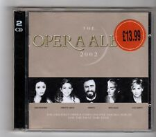 (GZ790) Various Artists, The Opera Album 2002 - Double CD