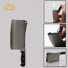 Knife-Model Funny Gas Lighter Nobly for Gift/Collection (Random Color) Lighters