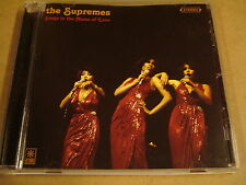 CD / THE SUPREMES - SONGS IN THE NAME OF LOVE