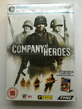 Company of Heroes: Inc Free Copy Of Warhammer 40,000 Dawn Of War + Free Mat (PC)