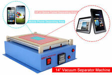 LCDIT 14 inch LCD Separator Machine with Built-in Vacuum for Mobiles and Tablets