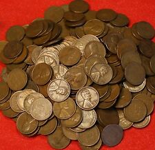 1940-S THRU 1955-S MIXED LINCOLN WHEAT CENT PENNY 50 COIN ROLL G-XF COLLECTOR