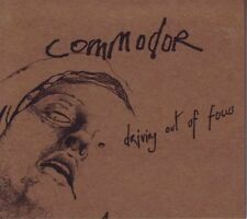 CD NEUF scellé - COMMODOR - DRIVING OUT OF FOCUS / Edition Digipack -C33