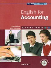 Oxford Business English Express Series ENGLISH FOR ACCOUNTING with MultiROM @NEW