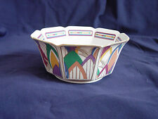 Vintage Taste Setter Sigma China Bowl Based on the Art Work of E.A. Seguy  NEW
