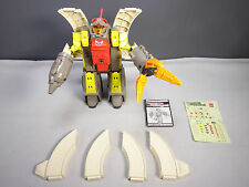 1985 Hasbro Transformers G1 Omega Supreme Works & Walks Vintage Autobot Base