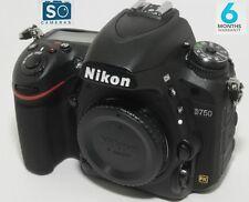Nikon D750 Camera with Nikon AF-S NIKKOR 24-70mm f/2.8G ED Lens KitfromJessops**