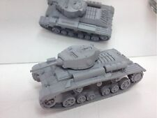 EWM Barm22 1/76 Multimedia WWII British Valentine Mark III Tank