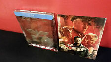 INGLORIOUS BASTERDS - Embossed BLURAY STEELBOOK + 3D Lenticular Magnet / Cover