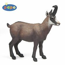 Chamois 10 cm animaux sauvages Papo 53017