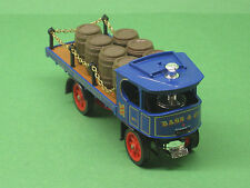 Y-18 Atkinson Type Steam Lorry 1918 Bass & Co Matchbox models of yesteryear