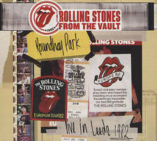 The Rolling Stones: From the Vault - Live in Leeds (DVD, 2015, 2 CD/DVD)