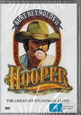 HOOPER - BURT REYNOLDS -  NEW & SEALED DVD FREE LOCAL POST