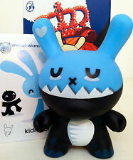 "DUNNY 3"" UK SERIES YE OLDE ENGLISH PESKIMO 2/25 KIDROBOT 2009 URBAN VINYL TOY"