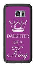 Religious Daughter Of A King For Samsung Galaxy S7 Edge G935 Case Cover by Atomi