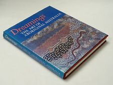 DREAMING : THE ART OF ABORIGINAL AUSTRALIA ~ (1988) HARDCOVER