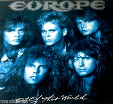 LP - Europe - Out Of This World (ROCK) ORIGINAL 1988 SPANISH PRESSING NEW *NUEVO