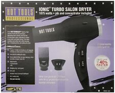 HOT TOOLS Salon Beauty Ionic Turbo Hair Blow Dryer HT-1023 1875 Watts Barbers