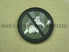 GOOD IDEA FAIRY VELCRO PVC RUBBER PATCH - Airsoft Tactical Military Morale Badge