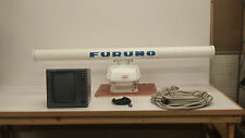 Furuno FR-7112 6 Foot Open Array 12kw Super Bird Radar COMPLETE W/ CABLES