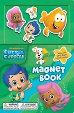 Bubble Guppies Magnet Book (Bubble Guppies) (Magnetic Play Book), Golden Books,