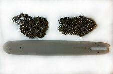38 cm Schwert + 2 Sägeketten 325 - 1,5 - 64 passend für Husqvarna 136 / 137
