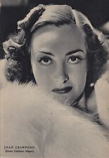 # CINEMA- ATTRICI: JOAN CRAWFORD- METRO GOLDWYN MAYER - Ediz. Rizzoli