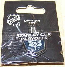 2014 Stanley Cup Playoffs logo lapel pin NHL SC Pittsburgh Penguins