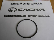 Cagiva Canyon River W16 500 600 W12 350 NEW Oil filter cover O ring Seal gasket