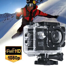 Pro 1080P HD Sport Action Waterproof Camera DV Helmet Camcorder Car Cam Gift