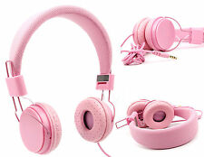 Premium Pink Lightweight Kids Padded Headphones for Palmer & Axe LillyPad Jr.