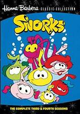 Hanna-Barbera Classic Collection: Snorks: Seasons 3 & 4 (5 Discs 1986)