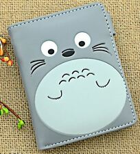 New Anime My Neighbour Totoro Bi-Fold Synthetic Leather Wallet
