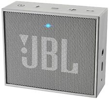JBL Go Ultra Portable Rechargeable Bluetooth Speaker with Aux-In Compatible w...
