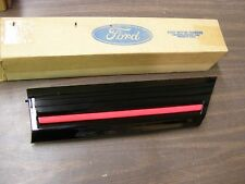 NOS OEM Ford 1987 1988 Thunderbird Fender Moulding Trim Turbo Coupe LH Front