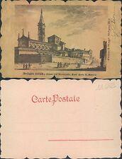 BOLOGNA ANTICA -  CHIESA DELL'ANNUNZIATA FUORI PORTA S.MAMOLO  (rif.fg.11682)