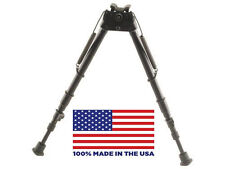 "HB25CS Harris Bipod - Extends from 13"" to 27"" - Swivels - 100% made in USA 25CS"