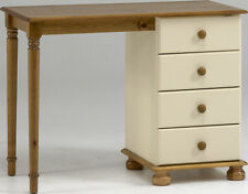 Steens Richmond Dressing Table in Cream and Pine