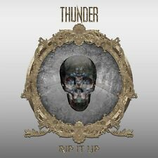 THUNDER - RIP IT UP (DELUXE EDITION)  3 CD NEU
