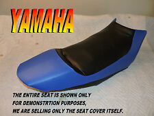 Yamaha RX1 2003-05 New seat cover RX 1  snowmobile Blue/black 900C
