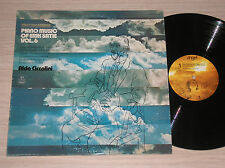 ALDO CICCOLINI - PIANO MUSIC OF ERIK SATIE VOL. 6 - LP 33 GIRI U.S.A.