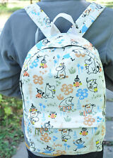 "MOOMIN hippo 15"" backpack shoulder bag laptop bags  Big AZ20 NEW"