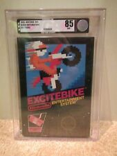 NES Excitebike Nintendo Factory Sealed VGA 85 FIRST PRINT