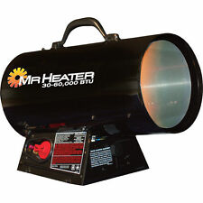 Mr Heater MH60FAV Garage Workshop LP Propane Forced Air Portable Space Heater