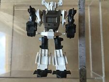 Transformers (rubber) lcd watch GATS BLOCKER figure diaclone kronoform keshi