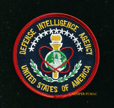 DIA DEFENSE INTELLIGENCE AGENCY HAT PATCH INTEL MILITARY VETERAN PIN UP GIFT WOW