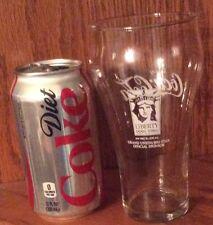 """STATUE OF LIBERTY — COCA-COLA 6"""" GLASS Centennial Commerative 1986 Grand Union"""